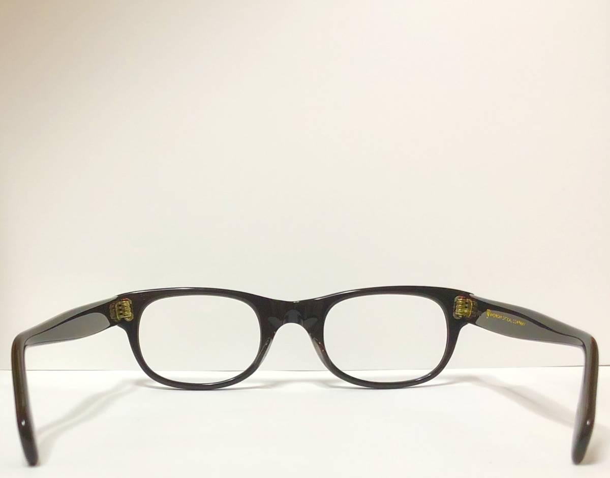 新品・1960年代頃】アメリカンオプティカル All純正 AO メガネ American Optical 米国製 ビンテージ ヴィンテージ_画像8