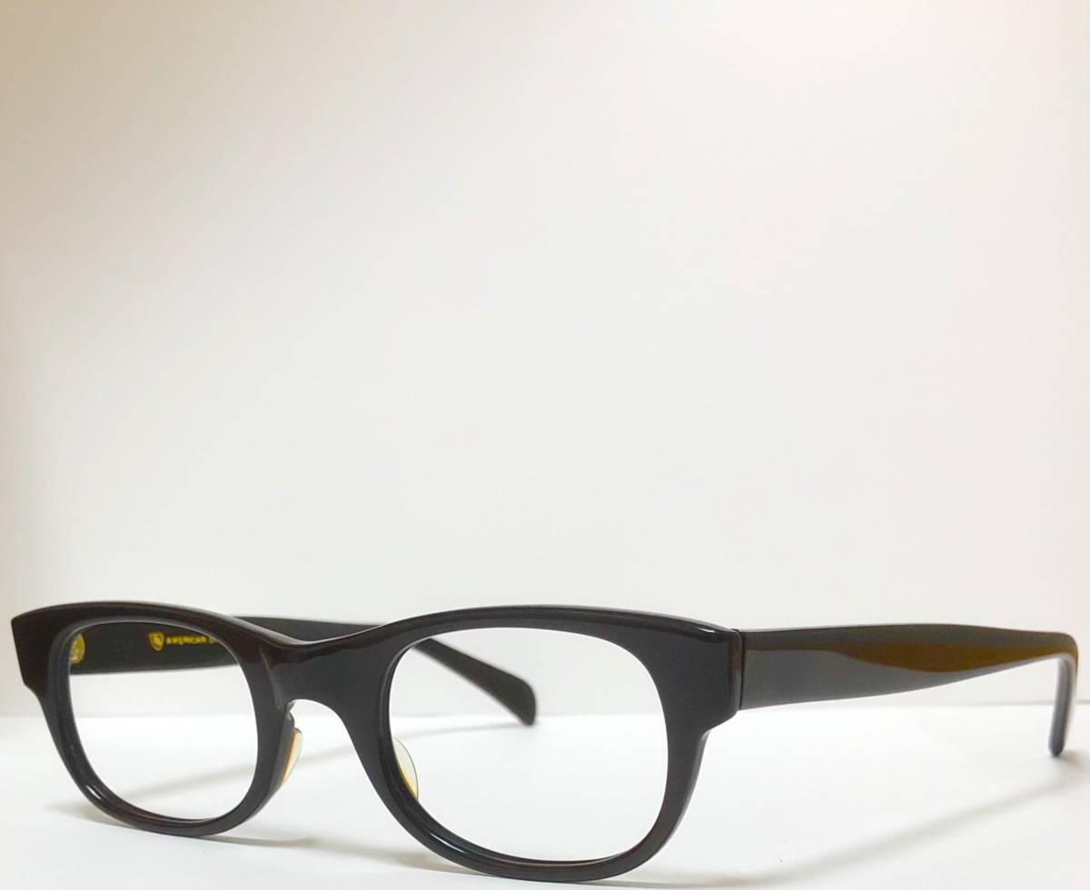 新品・1960年代頃】アメリカンオプティカル All純正 AO メガネ American Optical 米国製 ビンテージ ヴィンテージ_画像4