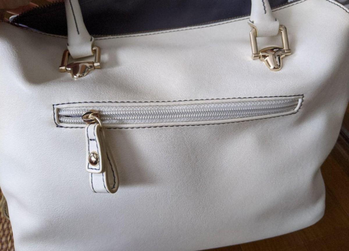 バッグ ハンドバッグ ショルダーバッグ ホワイト