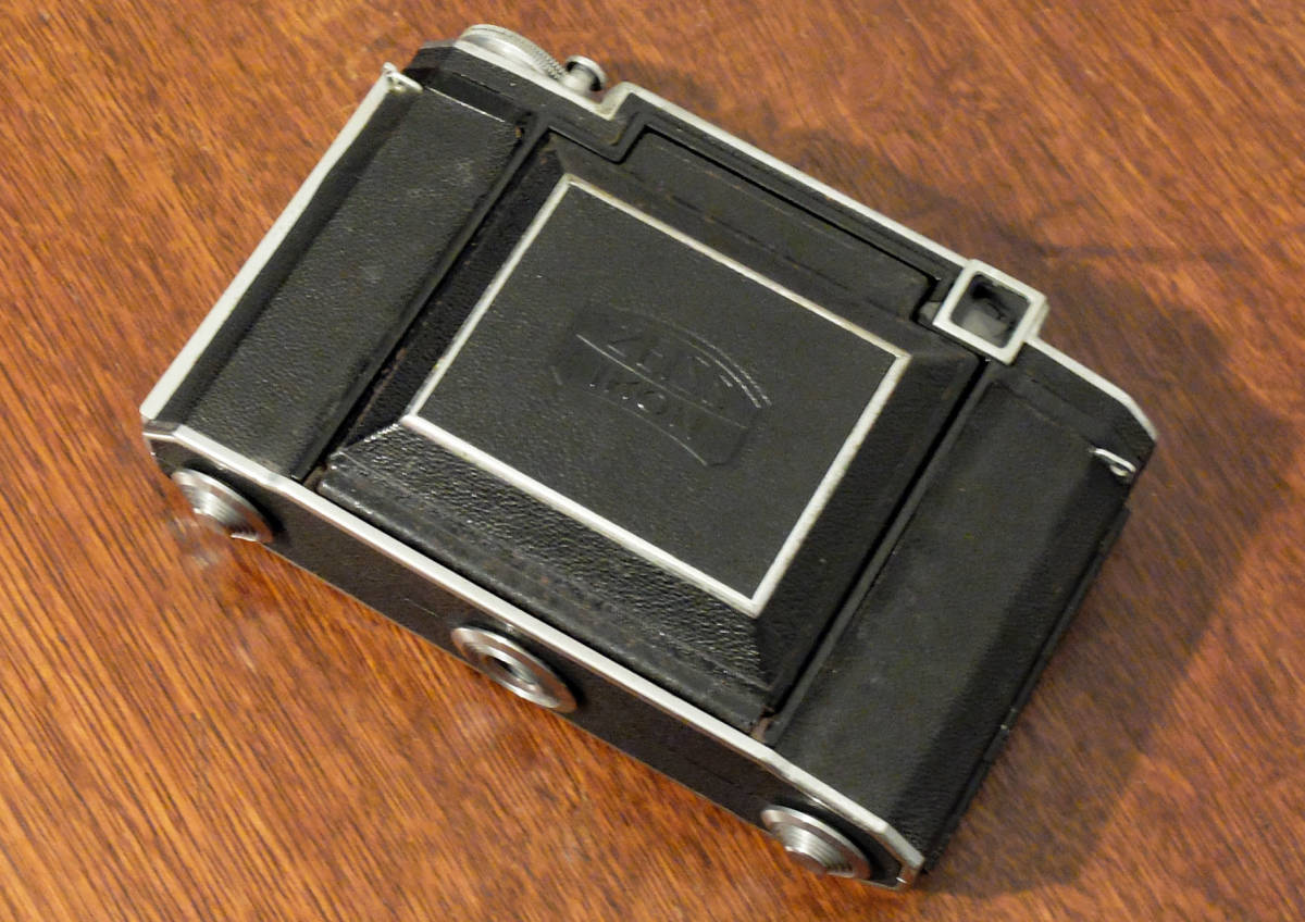 【中古/ジャンク】ツァイス・イコン スーパーシックスI 530/16《スーパーイコンタB》:Zeiss Ikon SUPER SIX I 530/16《Super Ikonta B》_画像5