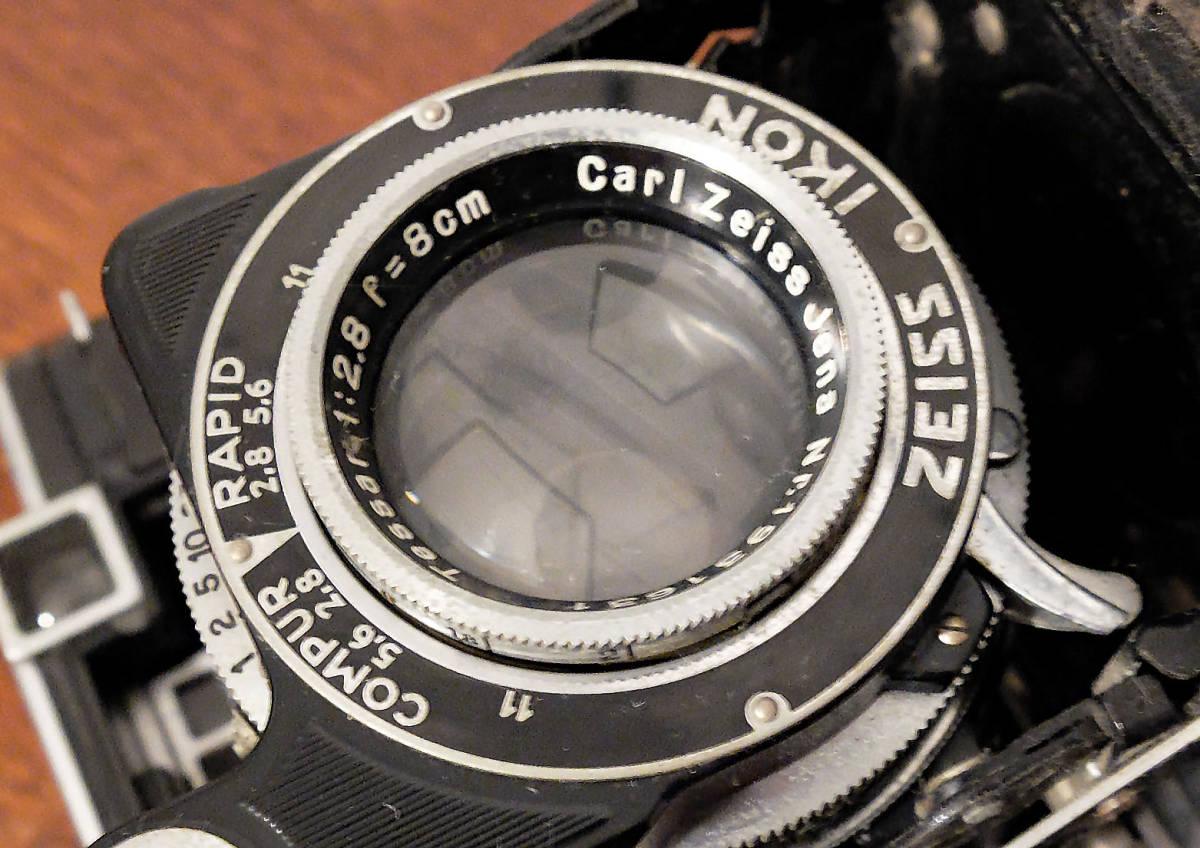 【中古/ジャンク】ツァイス・イコン スーパーシックスI 530/16《スーパーイコンタB》:Zeiss Ikon SUPER SIX I 530/16《Super Ikonta B》_画像7