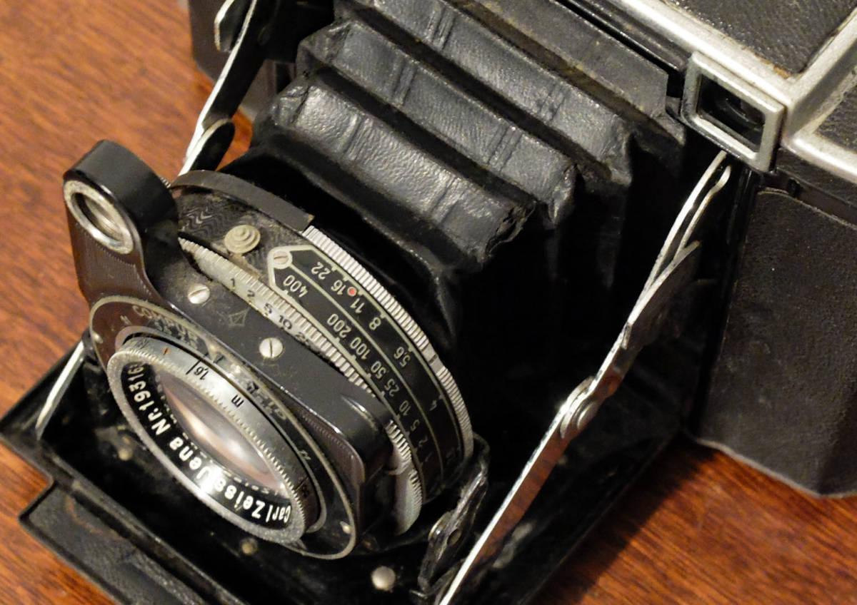 【中古/ジャンク】ツァイス・イコン スーパーシックスI 530/16《スーパーイコンタB》:Zeiss Ikon SUPER SIX I 530/16《Super Ikonta B》_画像9