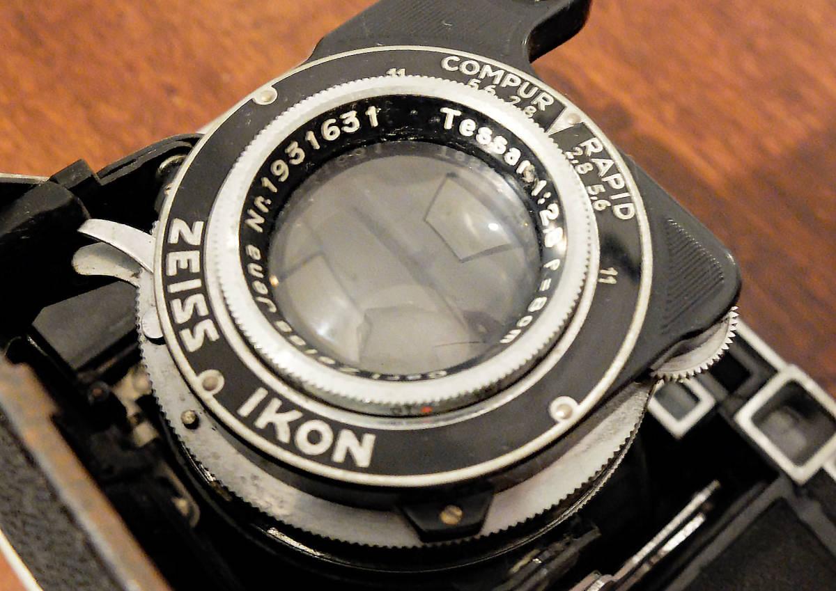 【中古/ジャンク】ツァイス・イコン スーパーシックスI 530/16《スーパーイコンタB》:Zeiss Ikon SUPER SIX I 530/16《Super Ikonta B》_画像6