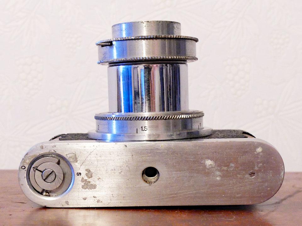 【中古/稀少/ジャンク】上田写真機店(スターカメラワークス) ヴェロ・フォアー F:Ueda Camera(Star Camera Works) Vero Four F_画像4