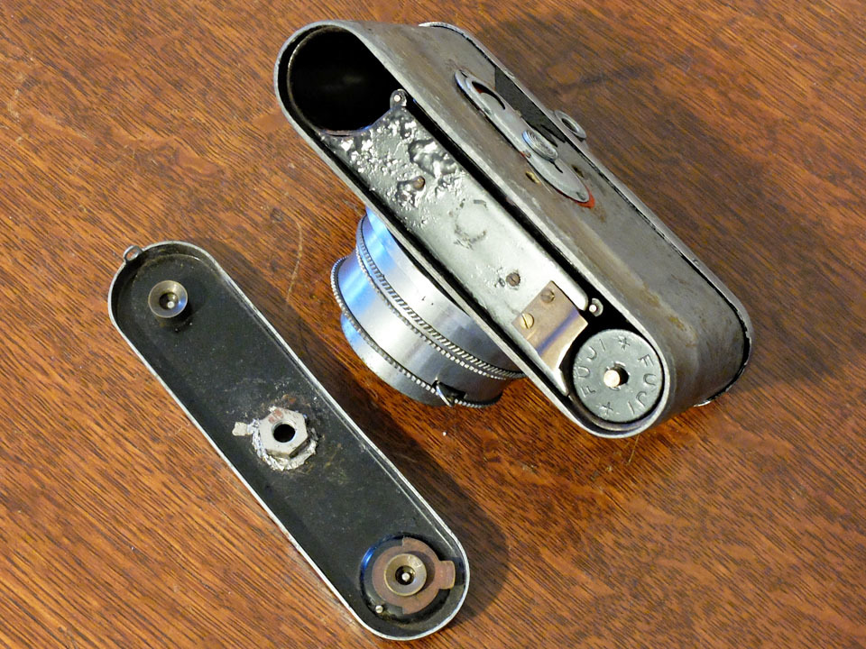 【中古/稀少/ジャンク】上田写真機店(スターカメラワークス) ヴェロ・フォアー F:Ueda Camera(Star Camera Works) Vero Four F_画像5