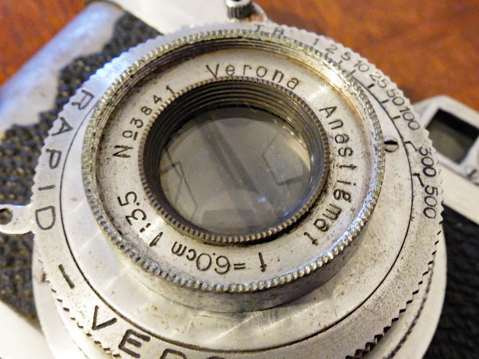 【中古/稀少/ジャンク】上田写真機店(スターカメラワークス) ヴェロ・フォアー F:Ueda Camera(Star Camera Works) Vero Four F_画像8