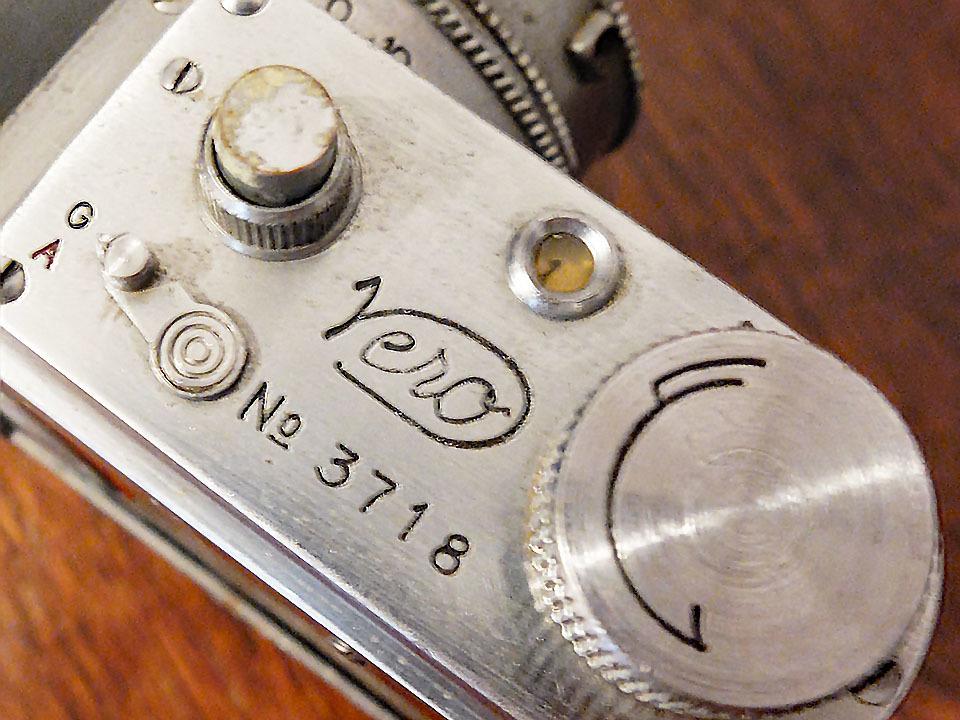 【中古/稀少/ジャンク】上田写真機店(スターカメラワークス) ヴェロ・フォアー F:Ueda Camera(Star Camera Works) Vero Four F_画像10
