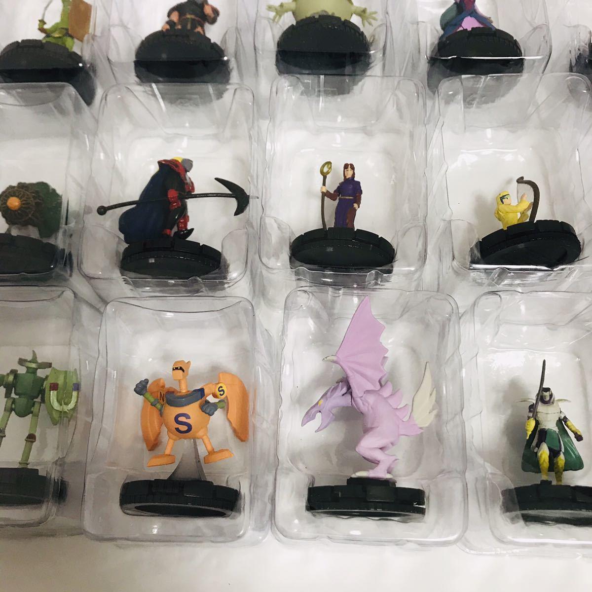 【未使用品】遊戯王 フィギュア 22個セット Heroclix ヒーロークリックス ホリーナイトドラゴン 磁石の戦士 etc. 海外 英語 希少 レア_画像3