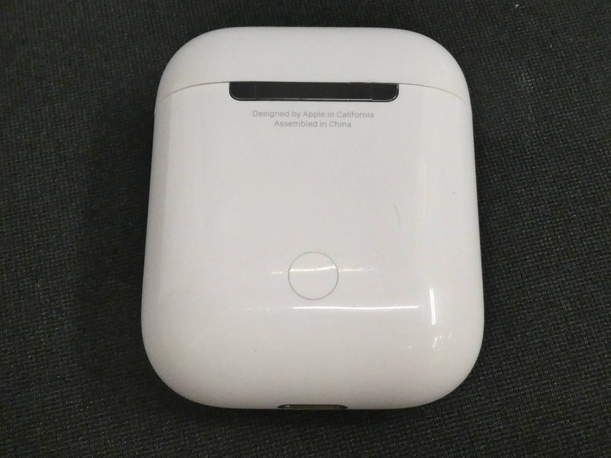 *A【Apple アップル Airpods エアーポッズ】A1602/(R)A1523/(L)A1722/Bluetooth ワイヤレス イヤホン イヤフォン[R]_画像6