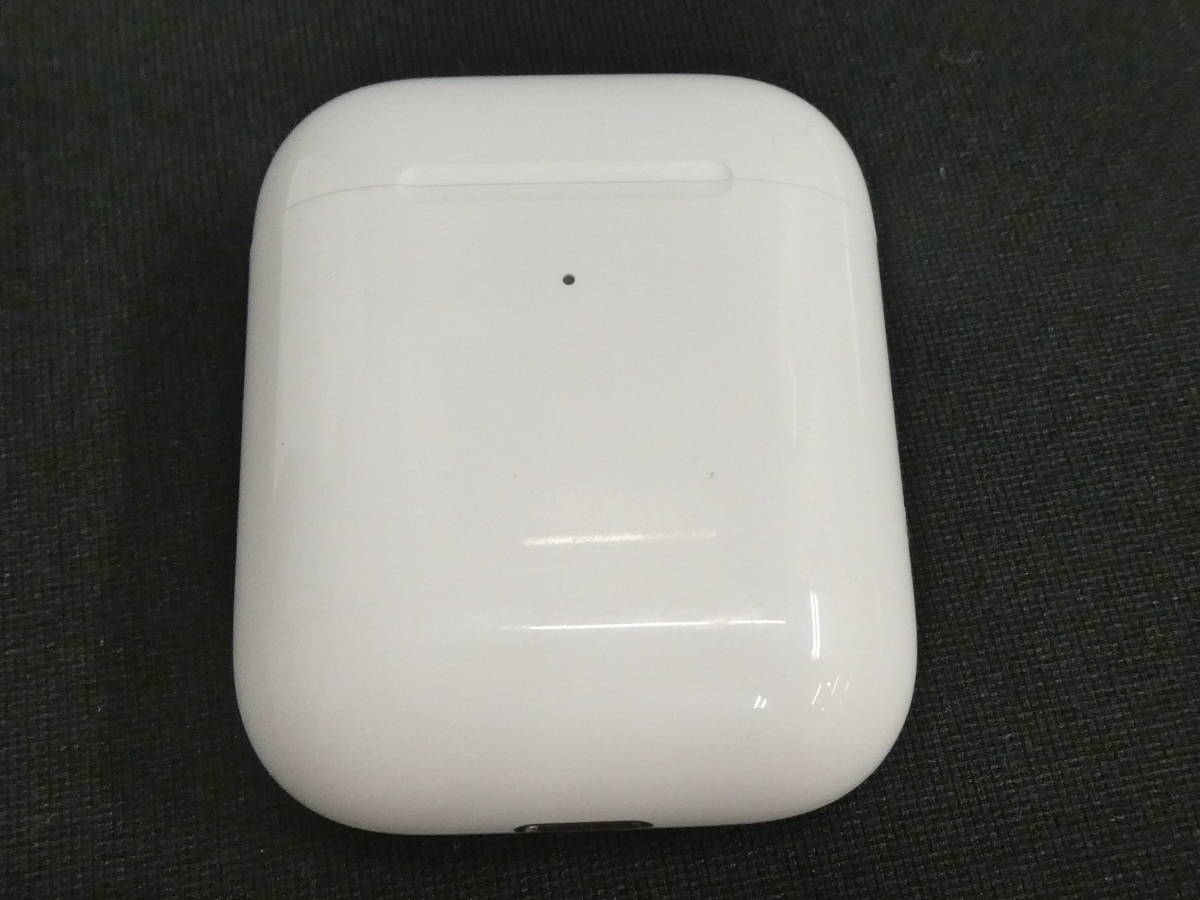 *D【Apple アップル Airpods エアーポッズ】A1938/(R)A2032/(L)A2031/Bluetooth ワイヤレス イヤホン イヤフォン[R] _画像6
