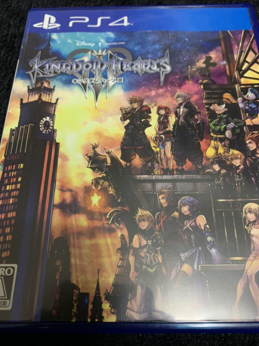 PS4 キングダムハーツ3 キングダムハーツIII