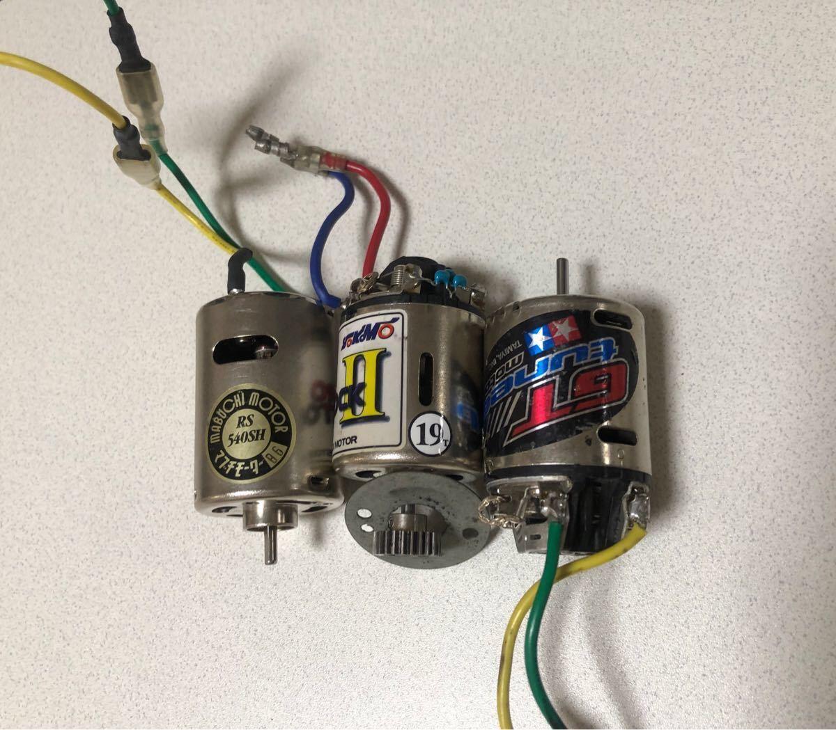 ラジコン用モーター