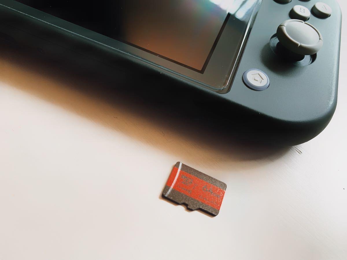【Nintendo Switch Lite】あつ森インストール済 グレー 新品