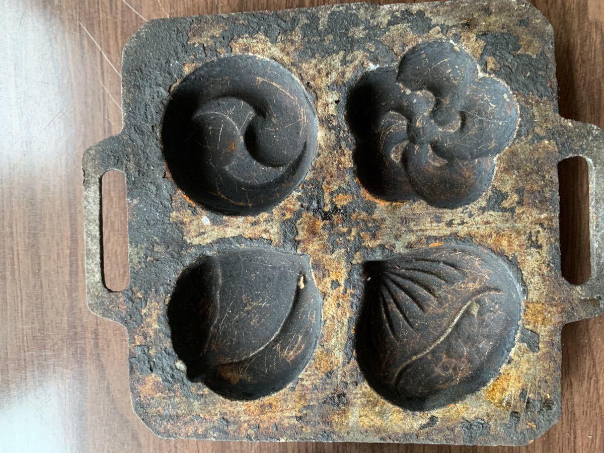 タコ焼き&大判焼き/今川焼き 鉄板セット