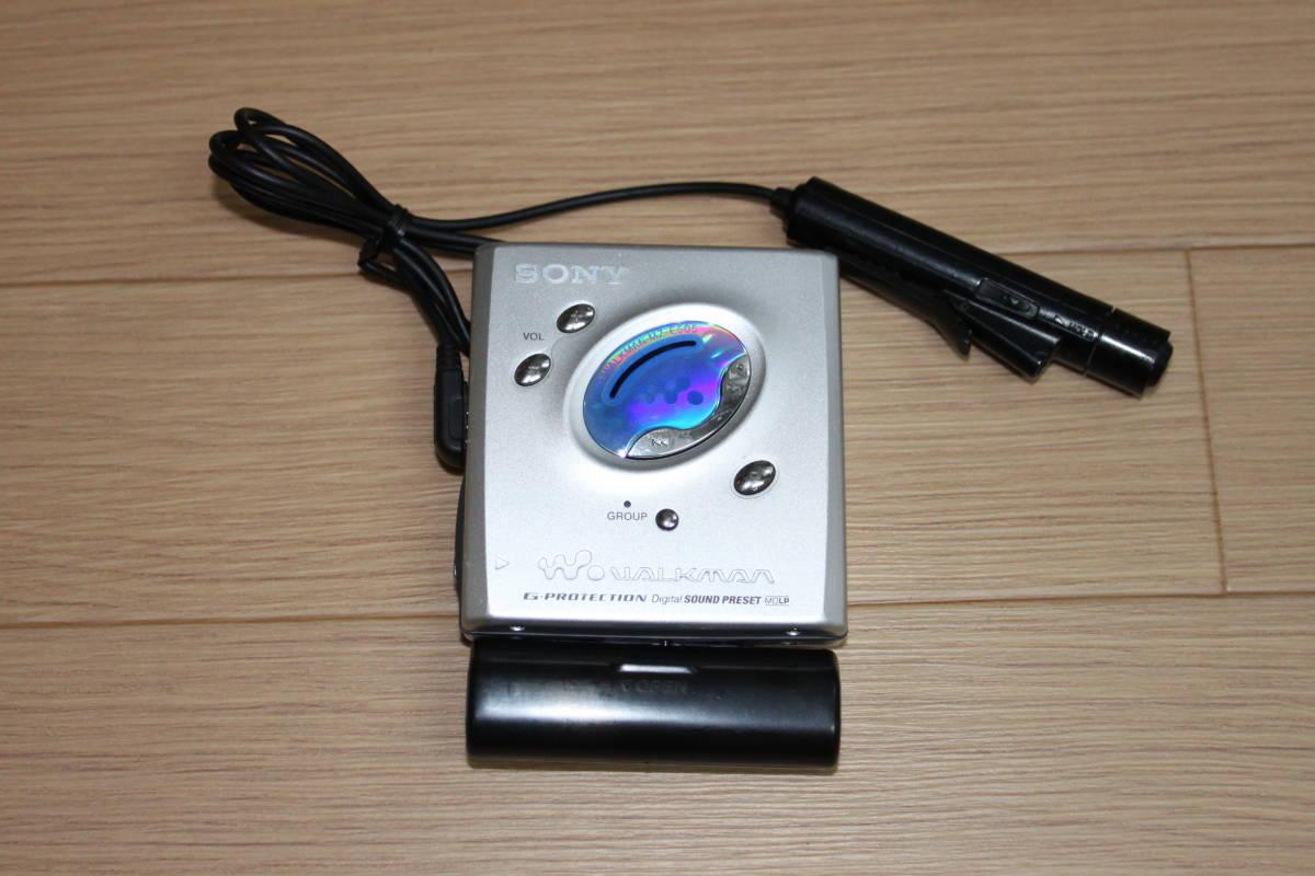 SONY MZ-E505 一臺  MDLP対応  電池ケース リモコン付 動作未確認 ジャンク 全國送料無料