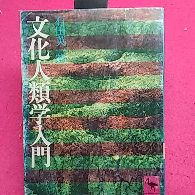 開運招福!★A07★ねこまんま堂★まとめお得! 文化人類学入門_画像1