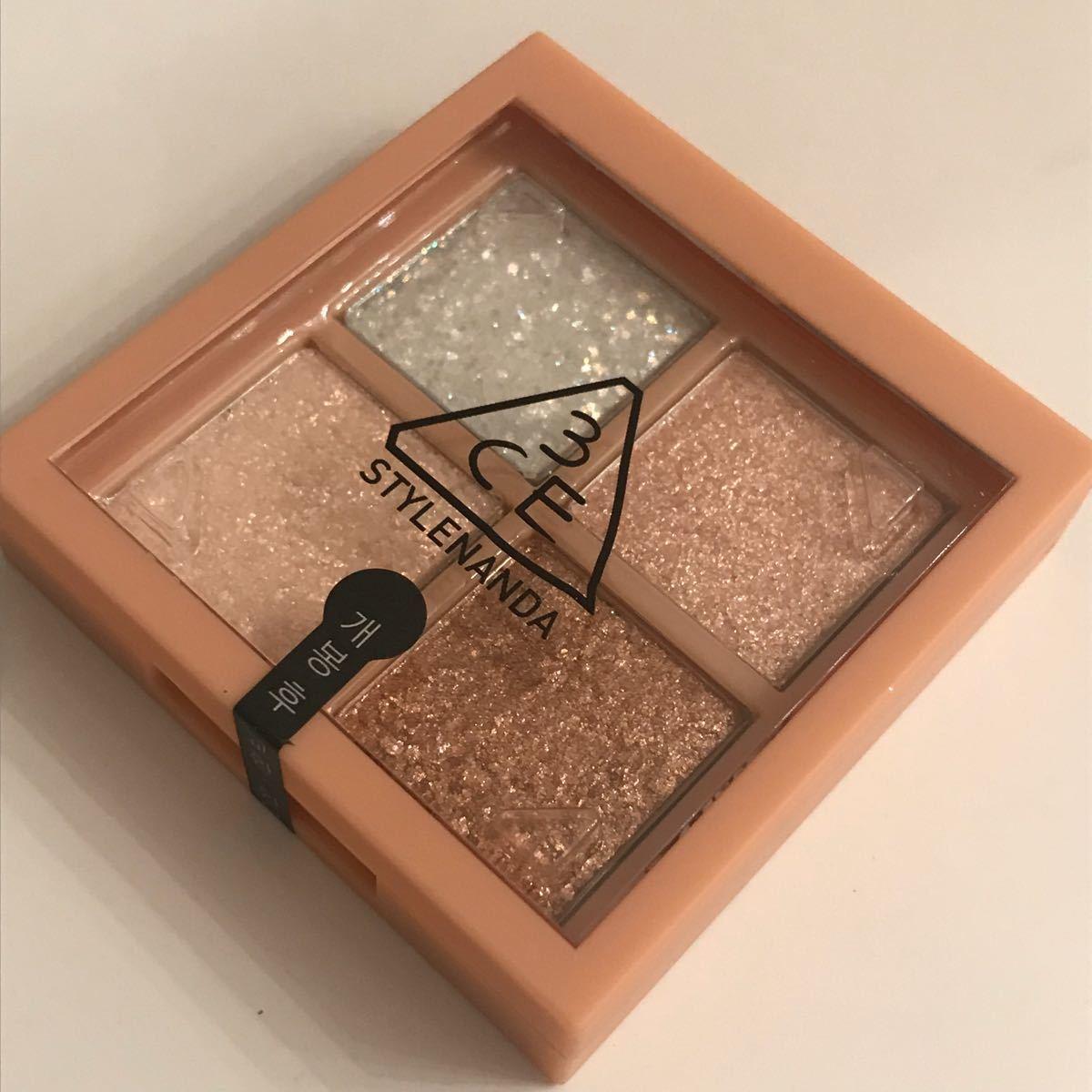 3CE ミニマルチアイカラーパレットダイヤモンド グリント