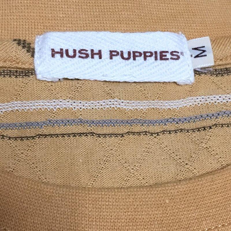 《郵送無料》■Ijinko◆ハッシュパピーアパレル(Hush Puppies Apparel) M サイズ半袖シャツ