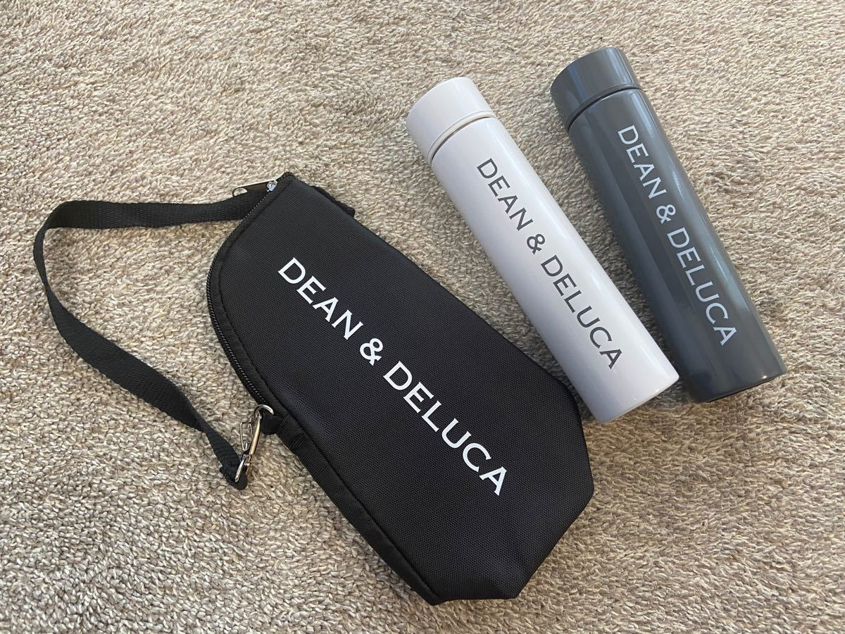 DEAN&DELUCA  ディーンアンドデルーカ グロー付録 3点セット