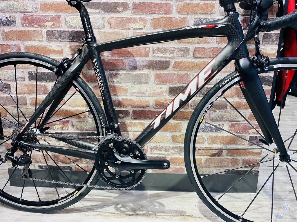 タイム TIME ロードバイク 2012 FIRST_画像2