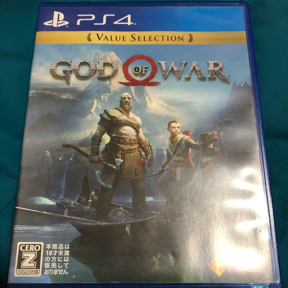 PS4 ゴッド・オブ・ウォー