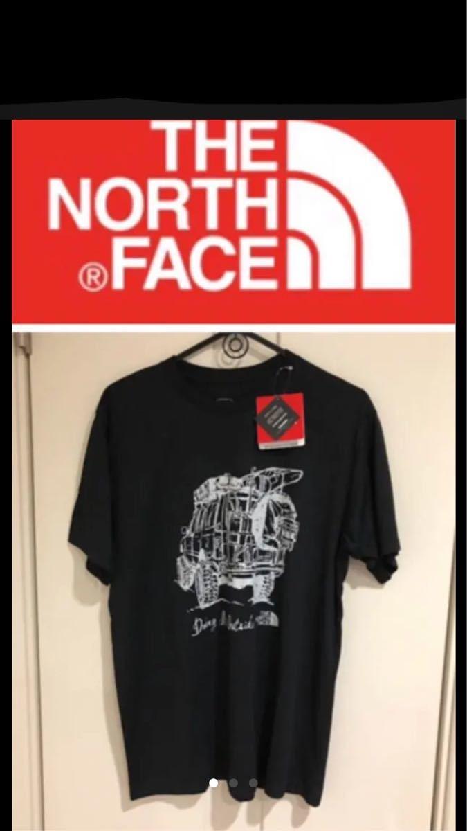 THE NORTH FACE 半袖 Tシャツ ノースフェイス 四駆