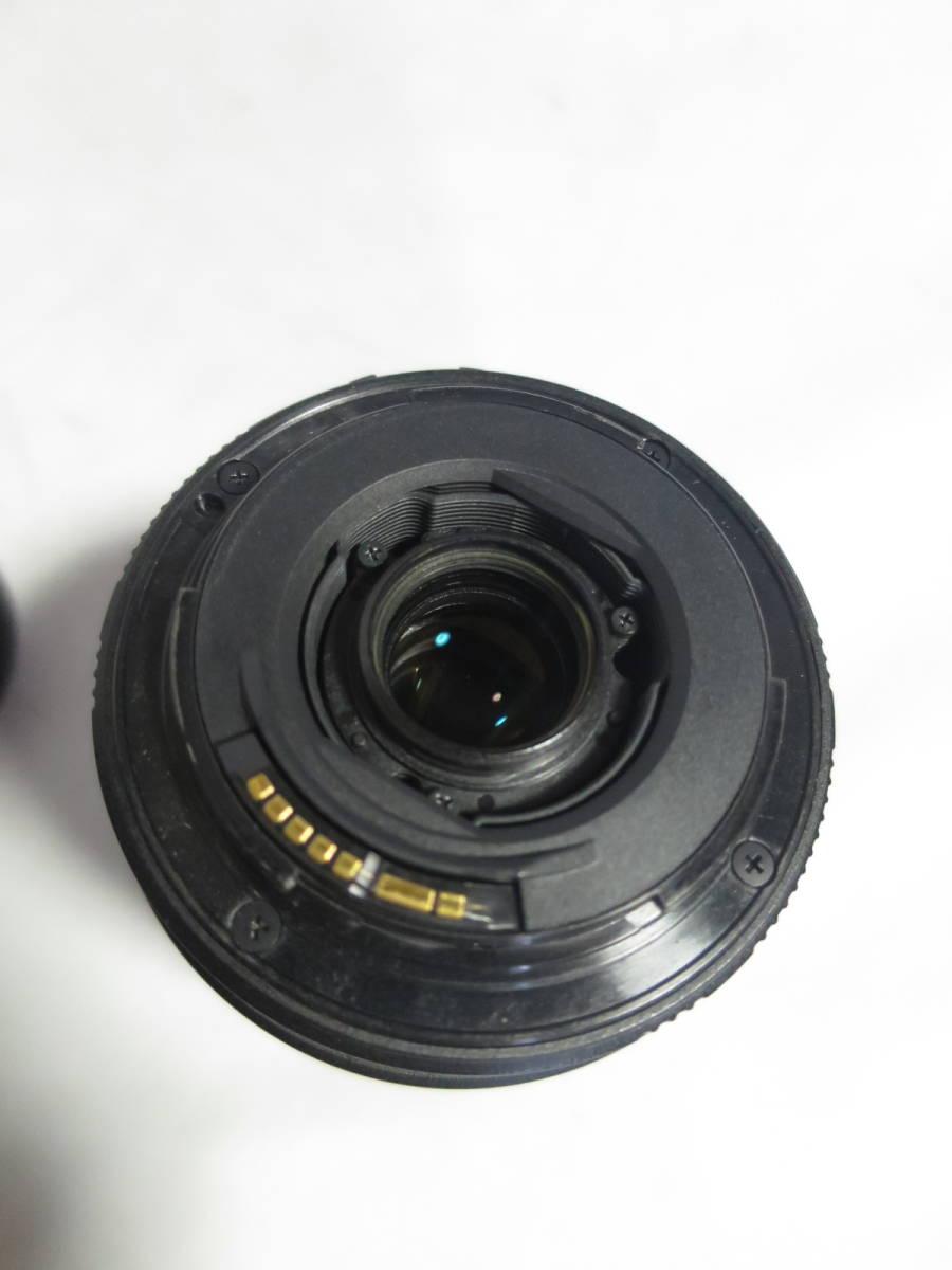 高倍率 ズームレンズ Tamron タムロン AF XR DiⅡ LD (IF) 18-200mm F3.5-6.3 MACRO CANON キャノン 送料無料_画像4