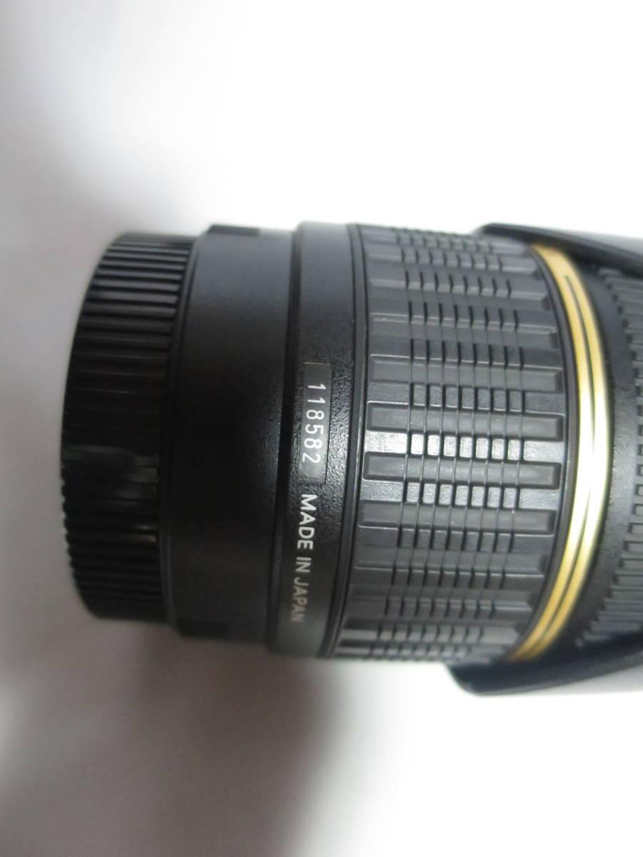 高倍率 ズームレンズ Tamron タムロン AF XR DiⅡ LD (IF) 18-200mm F3.5-6.3 MACRO CANON キャノン 送料無料_画像7