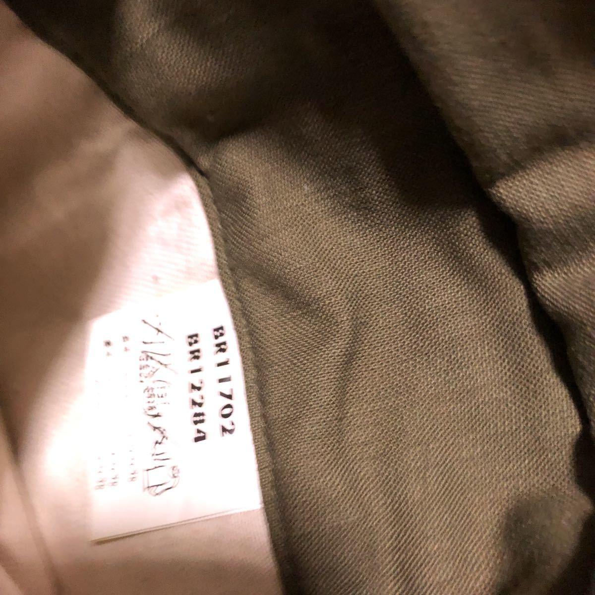 buzz rickson M-65 フィールドジャケット M/検 バズリクソンズ 東洋 リアルマッコイズ トイズマッコイ_画像8
