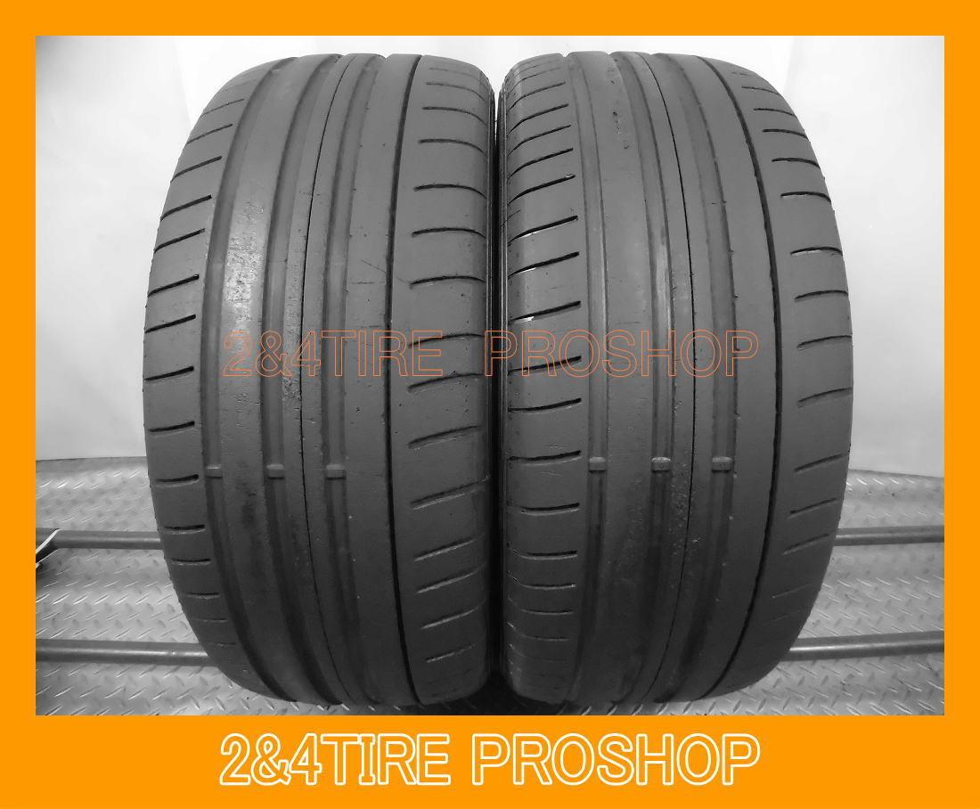 ダンロップ SP SPORT MAXX GT N0 235/45R18 2本[Q316]_画像1