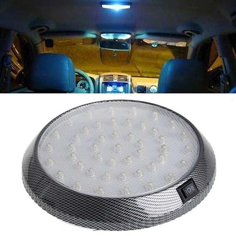 車のドームライトインテリア天井ランプ 12V キャンピングカーモーターホームのためボートトレーラー RV ライト_画像5