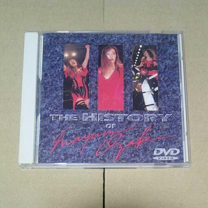 JWP 1995~1997年 尾崎魔弓 スーパーヒールデビル雅美 ダイナマイト関西 キューティー鈴木 dvd_画像1