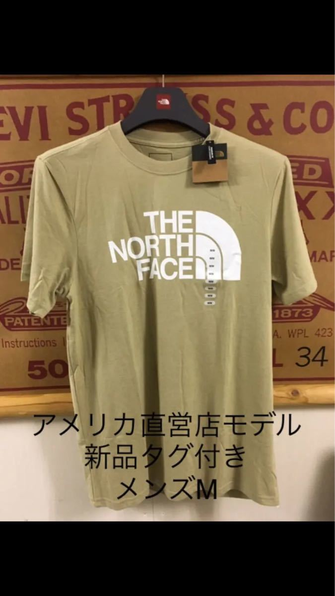 THE NORTH FACE ノースフェイスTシャツ アメリカ直営店モデル