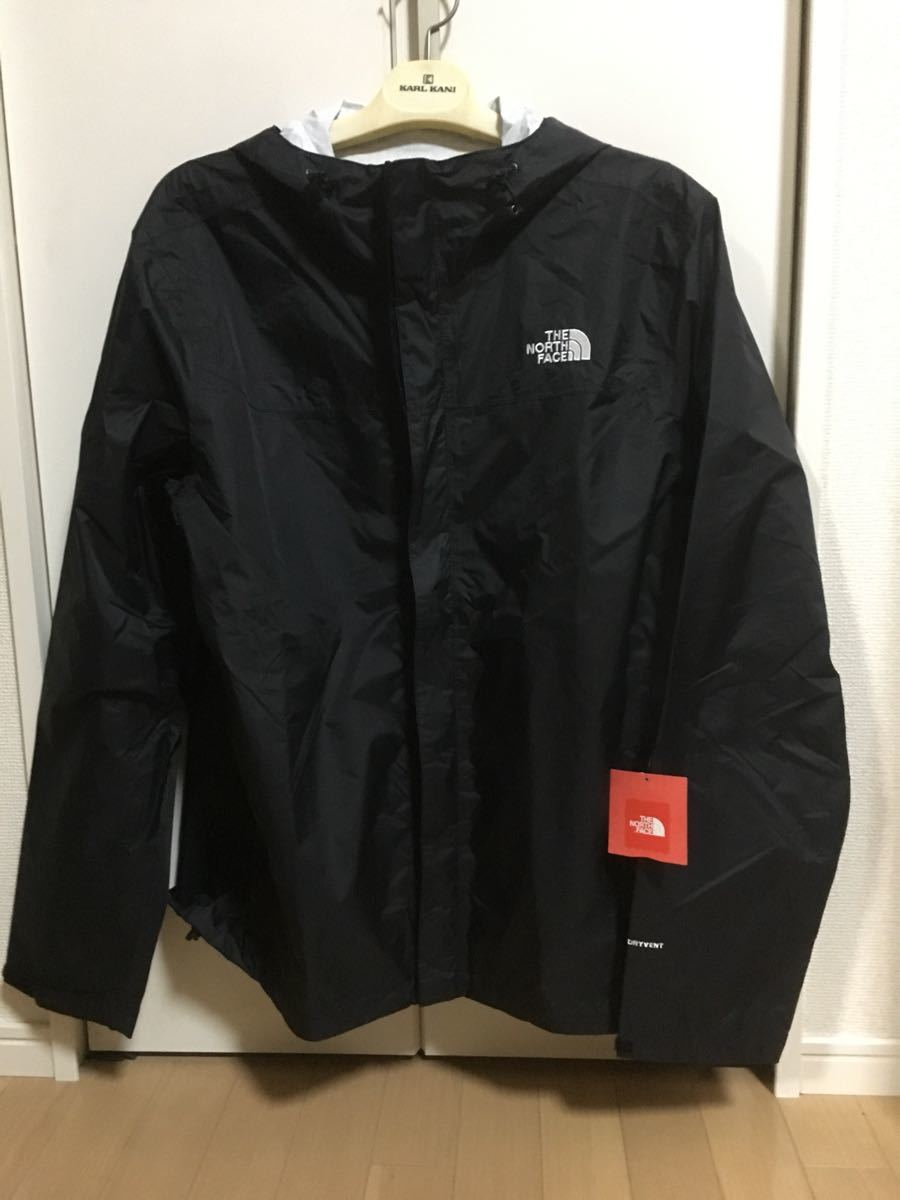 THE NORTH FACE マウンテンパーカーVENTURE アメリカ限定