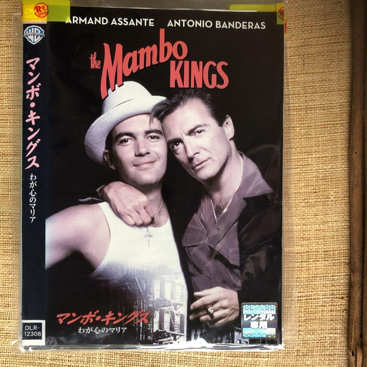 マンボ・キングス/わが心のマリア [DVD]_画像1