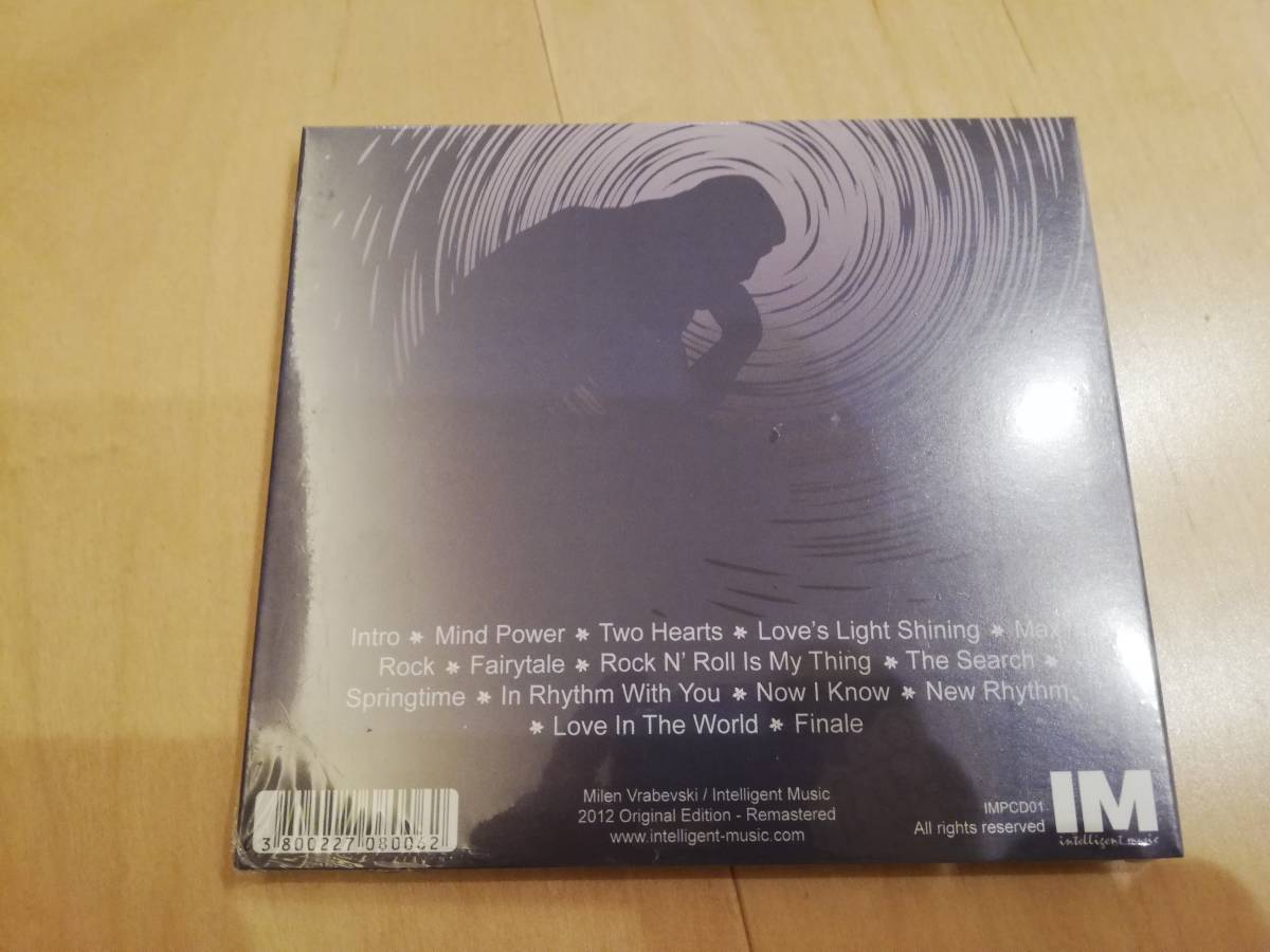 【JOHN LAWTON関連】INTELLIGENT MUSIC PROJECT / THE POWER OF LOVE 自主制作盤 激レア! 試聴サンプルあり TOTO系メロハー名盤!_画像2