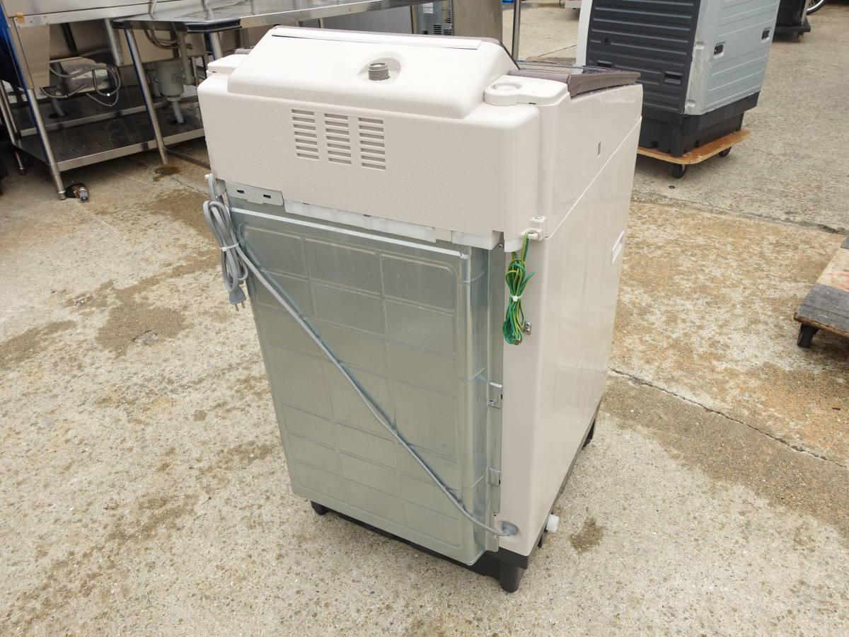 【中古】O▲パナソニック 洗濯乾燥機 洗濯機 2016年 9.0kg 乾燥 4.5kg すっきりフロント 泡洗浄 ステンレス槽 NA-FW903KS (19469)_画像7