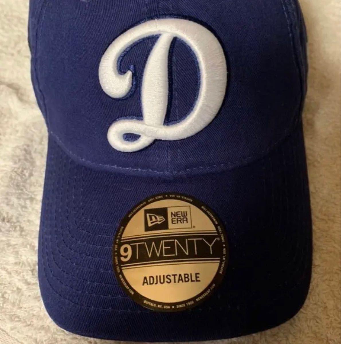 NEW ERA LA.Dodgers 9TWENTY CAP BLUE 新品