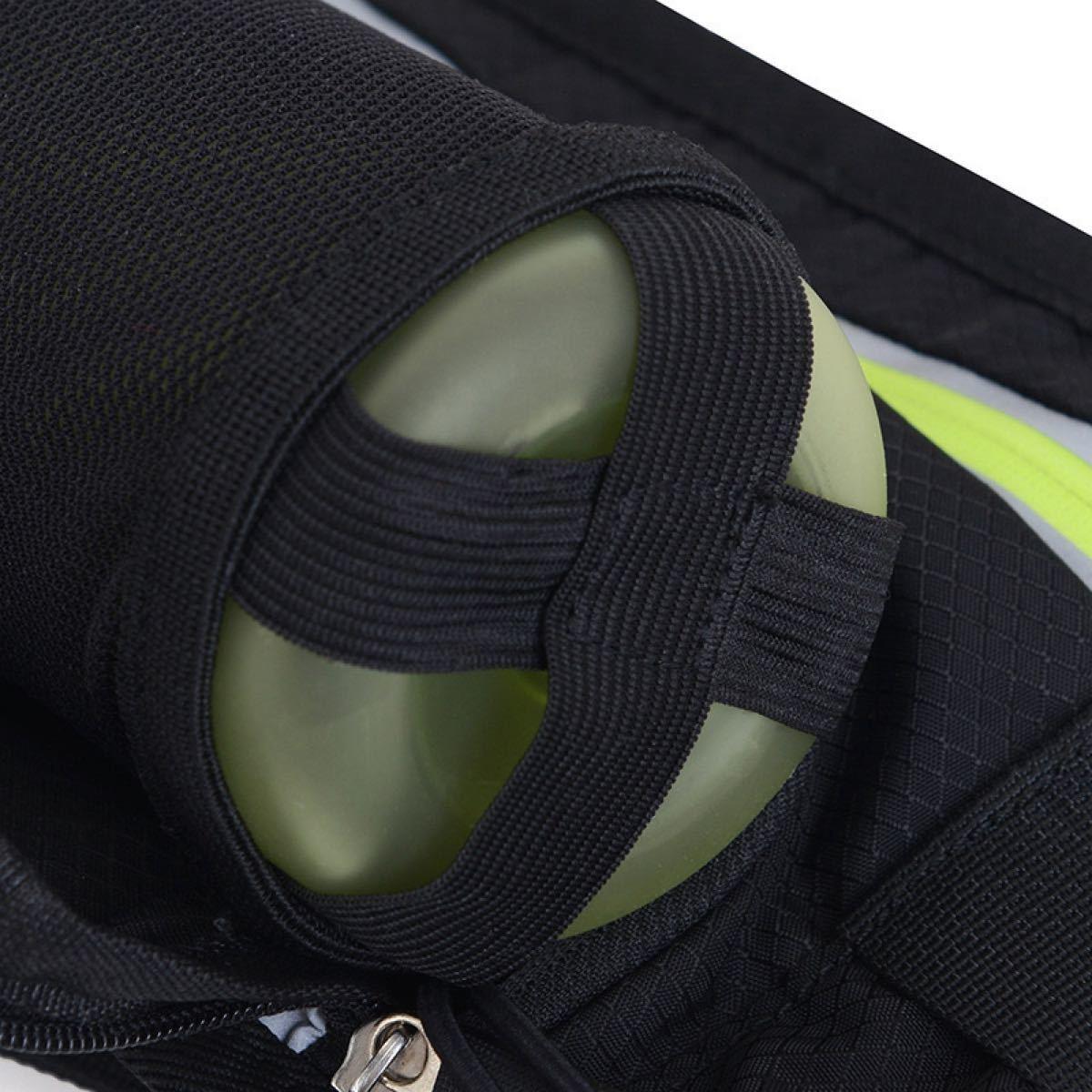【新品セール】ランニングポーチ 防水ウエストバッグ ウェストポーチ ペットボトル