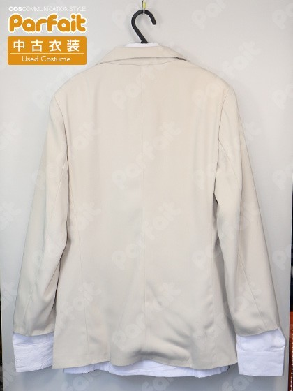 【未使用品】コスプレ衣装 テニスの王子様/氷帝学園男子制服(3Lサイズ)_画像3
