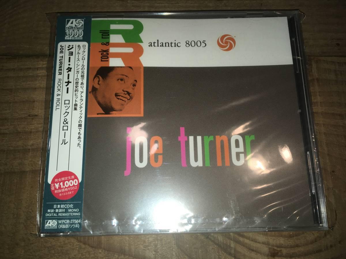 新品CD●ジョーターナーJOE TURNER / ROCK & ROLL_画像1