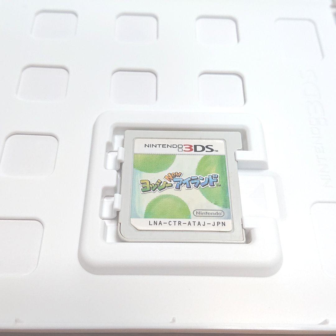 「ヨッシー New アイランド」3DS