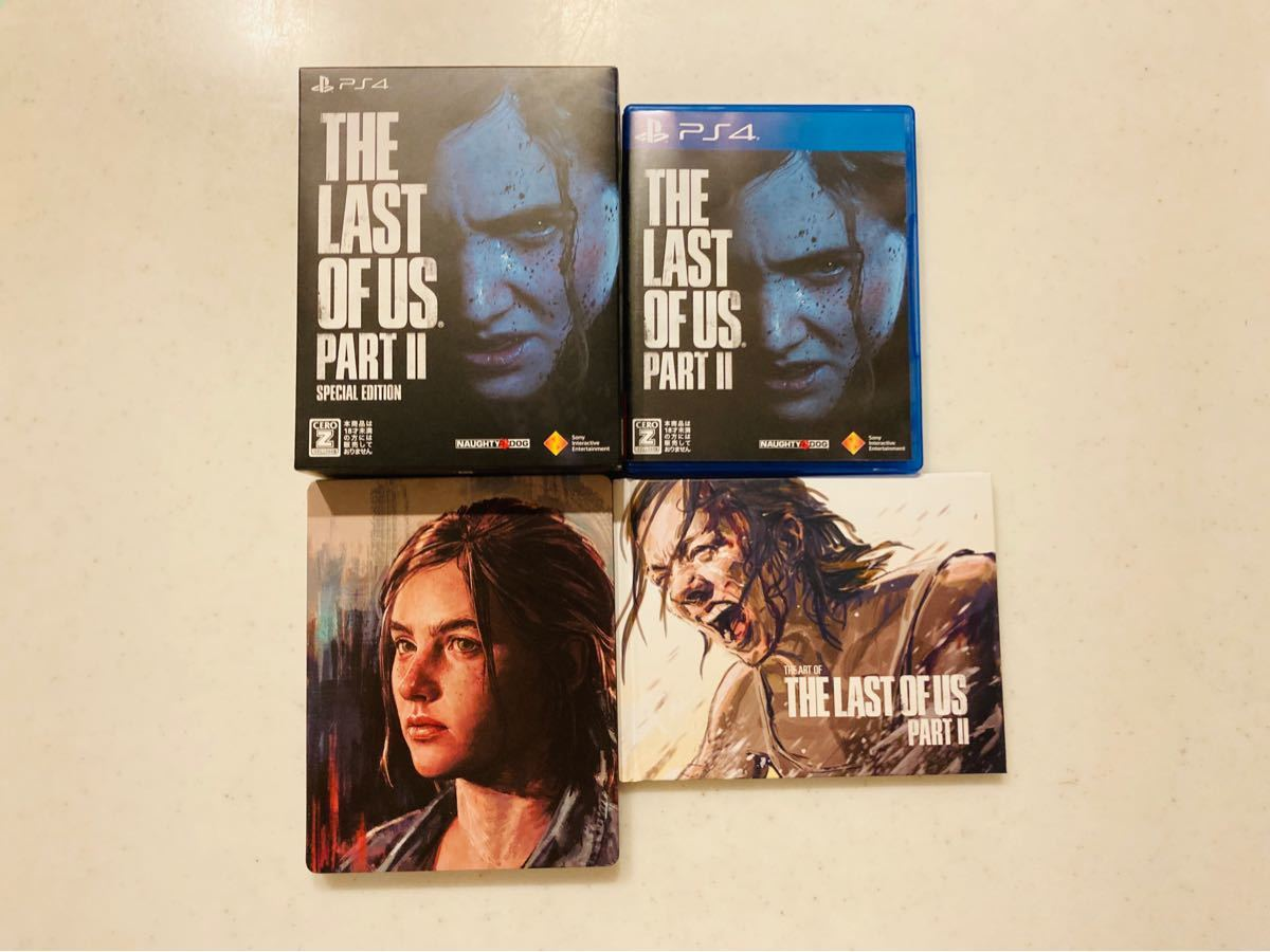 The Last of Us & PART2 SP