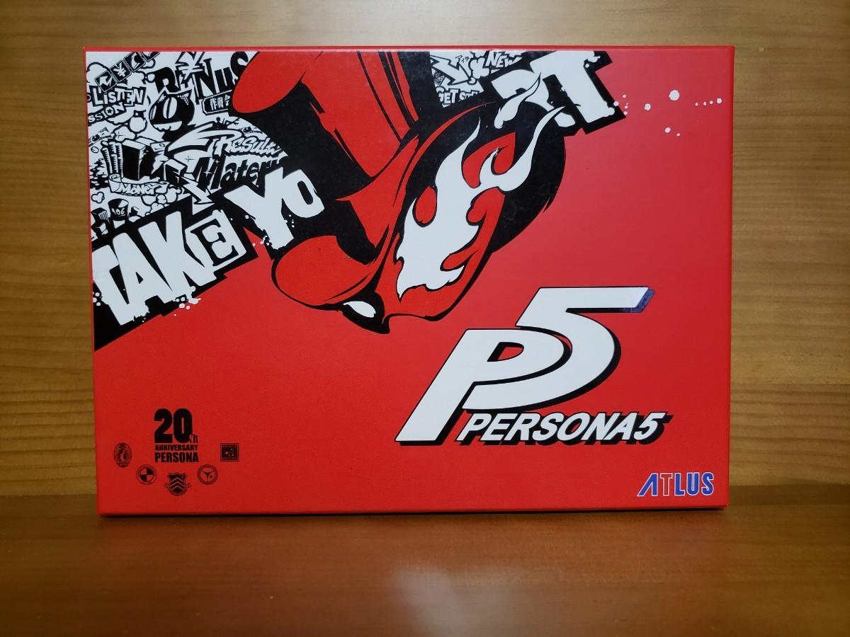 ペルソナ5 アニバーサリー PS4
