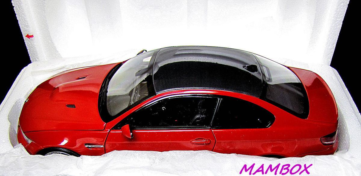 【フリマ】ET☆1/18 80430422603 BMW M3 クーペ ディーラー特注モデル_画像2