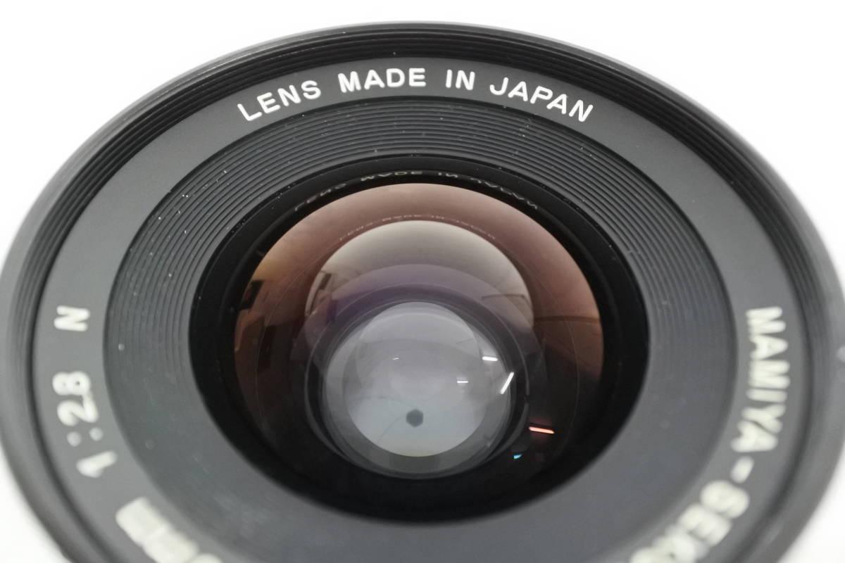 【MAMIYA/マミヤ】②⑦/MAMIYA-SEKOR C 45mm 1:2.8 N/19603_画像4