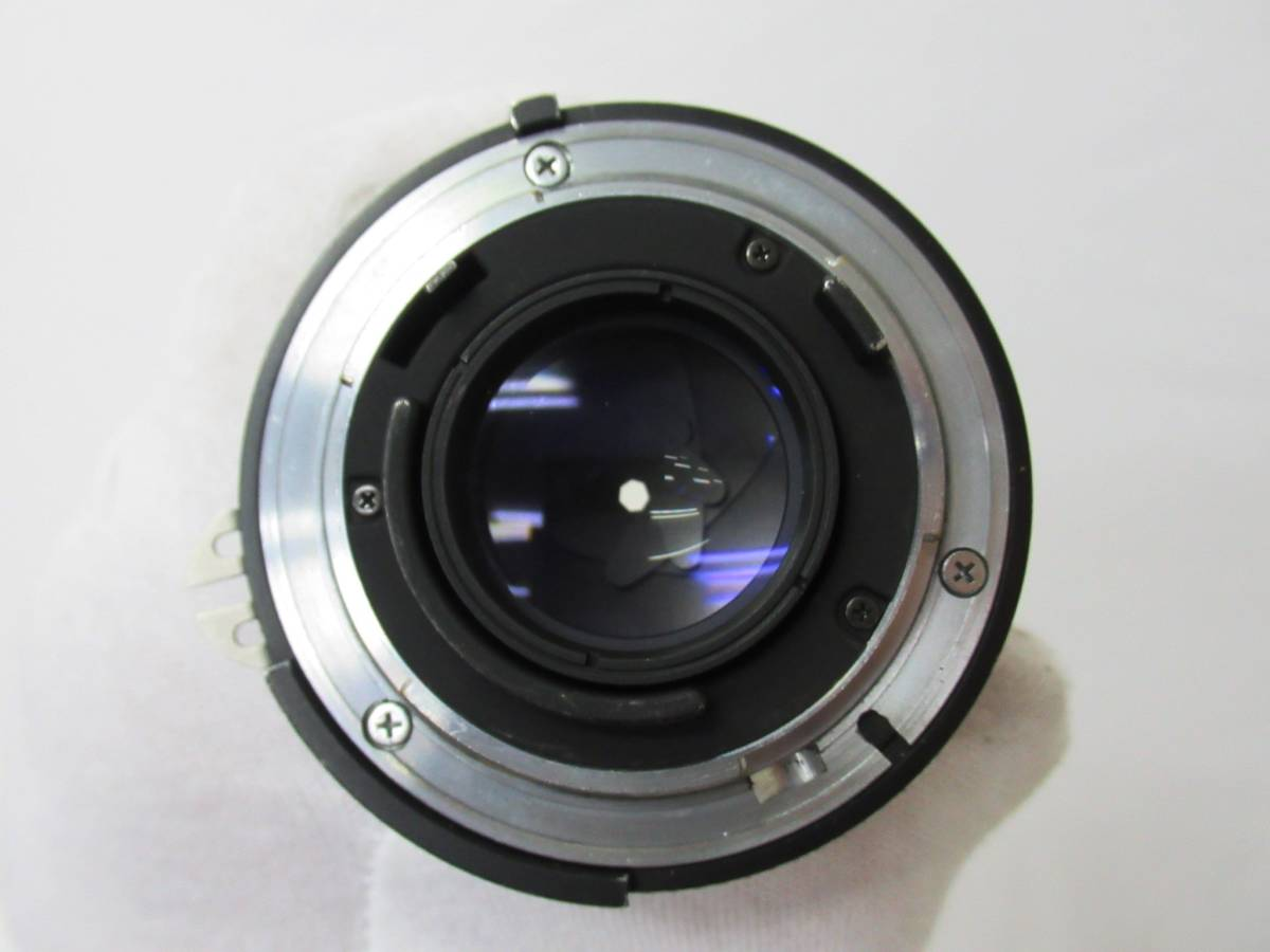 【NIKON ニコン】NIKKOR 35mm 1:2 Ai-S (298529) 羽根絞りOK ③⑥_画像4