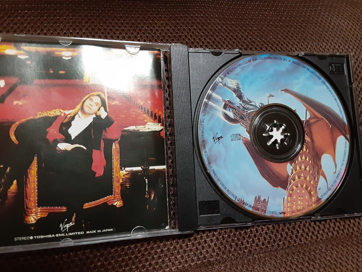 【CD】MEAT LOAF / Bat Out of Hell Ⅱ