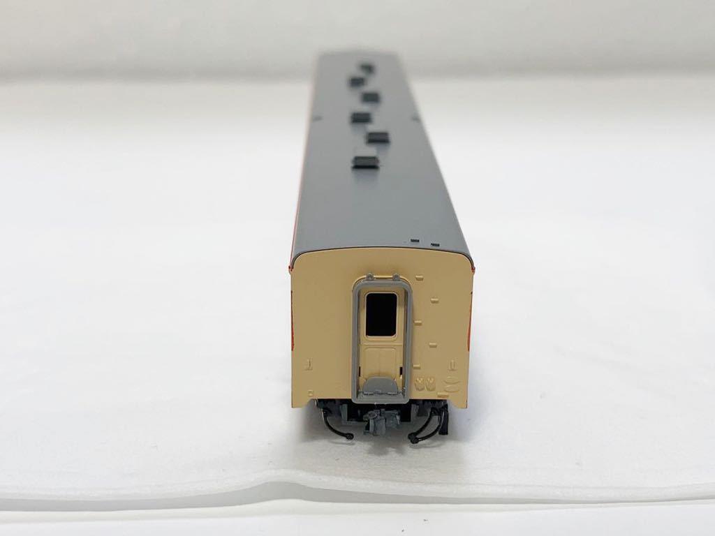 TOMIX 2462(車両裏番号)キハ55-139 T車 国鉄 キハ55形 ディーゼルカー 急行色 Nゲージ_画像7