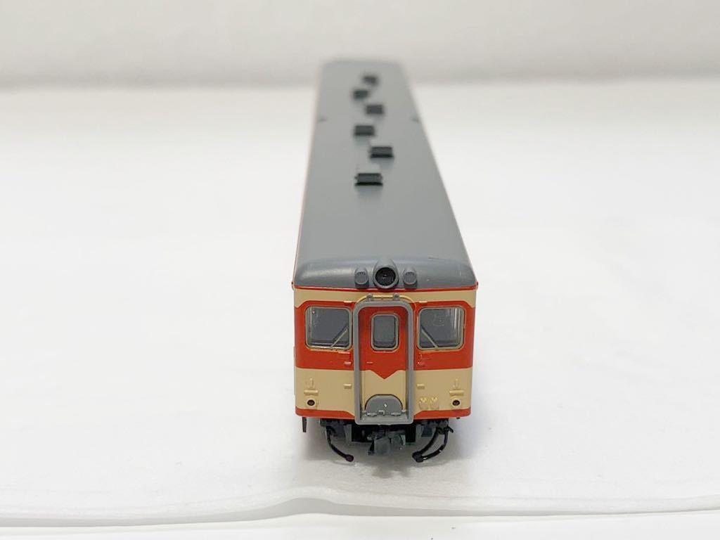 TOMIX 2462(車両裏番号)キハ55-139 T車 国鉄 キハ55形 ディーゼルカー 急行色 Nゲージ_画像3